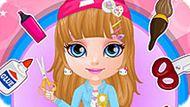 Игра Малышка Барби Делает Подарок