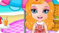Игра Малышка Барби: День Пикника