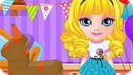 Игра Малышка Барби: Дизайн Пиньяты