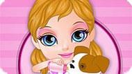 Игра Малышка Барби: Домашнее Животное