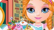 Игра Малышка Барби: Кексы Мой Маленький Пони