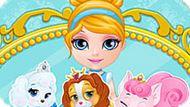 Игра Малышка Барби: Конкурс Красоты Домашних Животных