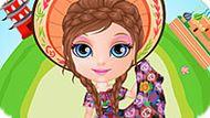 Игра Малышка Барби: Костюмы Для Всего Мира