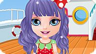 Игра Малышка Барби: Летний Круиз