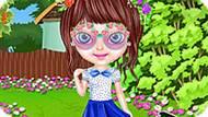 Игра Малышка Барби: Летняя Фотосессия
