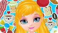 Игра Малышка Барби: Мой Идеальный Завтрак