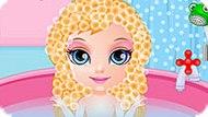 Игра Малышка Барби На Конкурсе Красоты