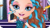 Игра Малышка Барби На Рок-Концерте