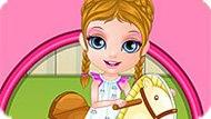 Игра Малышка Барби: Несчастный Случай На Перемене