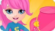 Игра Малышка Барби: Ожерелье Мой Маленький Пони