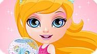 Игра Малышка Барби: Шар Мой Маленький Пони