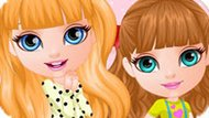Игра Малышка Барби: Сюрприз От Сестер