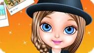 Игра Малышка Барби: Стиль Ботаника