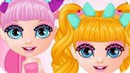 Игра Малышка Барби: Стиль Любимой Куклы
