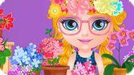 Игра Малышка Барби: В Цветочном Магазине