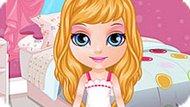 Игра Малышка Барби: Вечеринка С Ночевкой