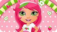 Игра Малышка Барби: Земляничные Наряды