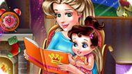 Игра Мама Читает Сказку