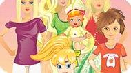 Игра Мама И Пять Дочерей