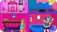Игра Мир Эвер Афтер Хай: Кукольный Домик