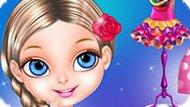 Игра Мода Малышки Барби