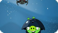 Игра Плохие Свиньи: Космическая Атака