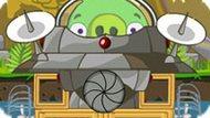 Игра Плохие Свиньи: Ловушка Для Птичек