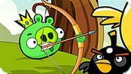 Игра Плохие Свинки: Защита