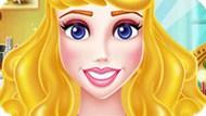 Игра Принцесса Аврора: Макияж