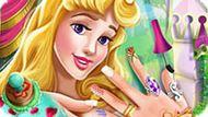 Игра Принцесса Аврора: Маникюр