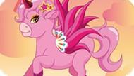 Игра Счастливый Розовый Единорог