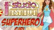 Игра Создай Свою Девушку-Супергероя — Конструктор Персонажей