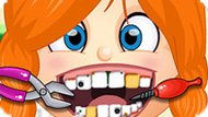 Игра Зубной Врач: Непоседа У Дантиста