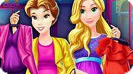 Игра Беременные Принцессы Диснея На Шопинге