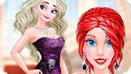 Игра Бриллиантовый Бал Для Принцесс Диснея
