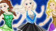 Игра Четыре Танца С Принцессами Диснея