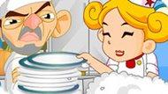Игра Готовим Еду И Моем Посуду