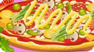 Игра Готовим Лучшую Пиццу