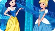Игра Эльза И Анна Принцессы Диснея