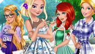 Игра Как Быть Современной Принцессой Диснея