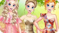 Игра Конкурс Красоты «Весенняя Принцесса»