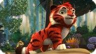 Игра Лео и Тиг: Осторожный Тиг