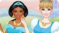Игра Луки Принцесс Диснея