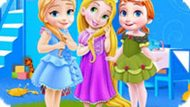 Игра Малышки Диснея: Уборка В Комнате