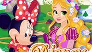 Игра Микки И Минни В Гостях У Принцесс Диснея