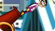 Игра Мистер Бин 3: Полет Из Пушки