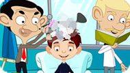 Игра Мистер Бин 9: В Парикмахерской