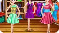 Игра Модницы Принцессы Диснея