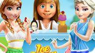 Игра Мороженое Для Принцесс Диснея