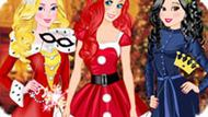 Игра Новогоднее Фото Принцесс Диснея